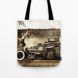The Pixeleye - Special Edition Hot Rod Series I  Tote Bag