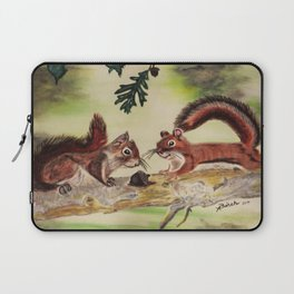 """""""I'm Nuts For You"""" Laptop Sleeve"""