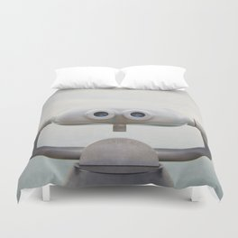 What a View Duvet Cover