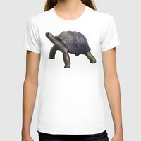 tortoise T-shirts featuring Tortoise by Ben Geiger
