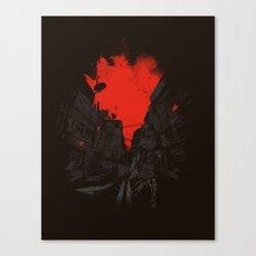 TOMORROW Canvas Print