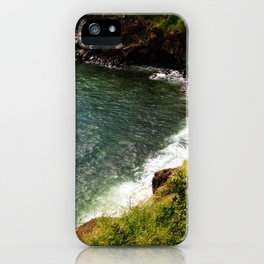 Cliff Side iPhone Case