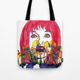 In Dreams I Talk to You Tote Bag