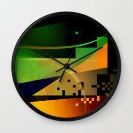 terribly risky Wall Clock