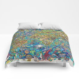 tHE ARTk Comforters