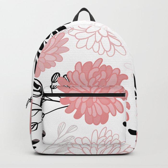 Flowers 112 Backpack