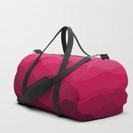 Pink Dreamscape Duffle Bag
