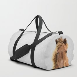 Wild Horse - Colorful Duffle Bag