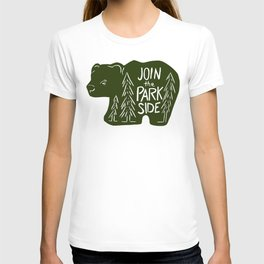 Join the Park Side Bear T-shirt