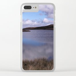 Keeper's Pond Clear iPhone Case