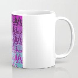 Ombre Damask Coffee Mug