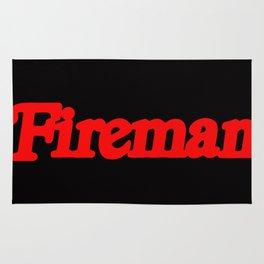 Fireman Rug