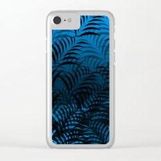 leaf..3 Clear iPhone Case