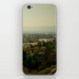 City Capture iPhone Skin