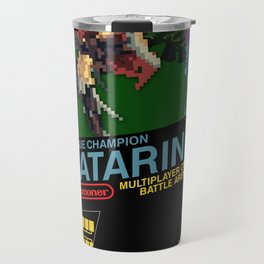 8-bit Champion: Katarina Travel Mug