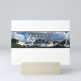 Colorado Mini Art Print
