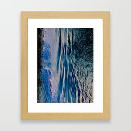 Pacific Ocean 4 Framed Art Print