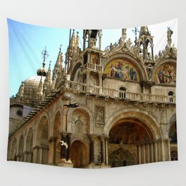 St Mark's Square Wall Tapestry