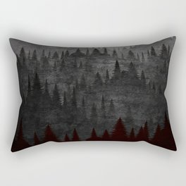 WOLF XL Rectangular Pillow