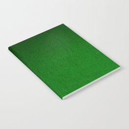 Emerald Green Ombre Design Notebook