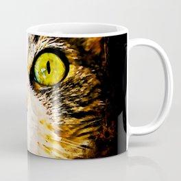 norwegian forest cat omg splatter watercolor Coffee Mug