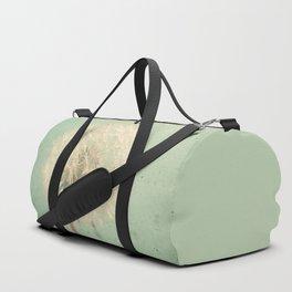 Dandelion Clock Duffle Bag