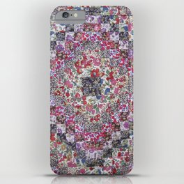 Liberty of London Patchwork Quilt iPhone Case