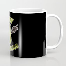 Holy Guacamole | Funny Avocado Saying Coffee Mug