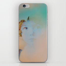 Memory04 iPhone Skin