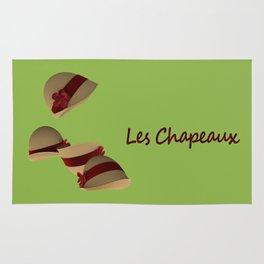 Les Chapeaux Rug