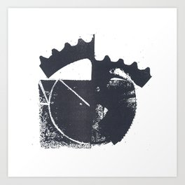 Industrial Art Print
