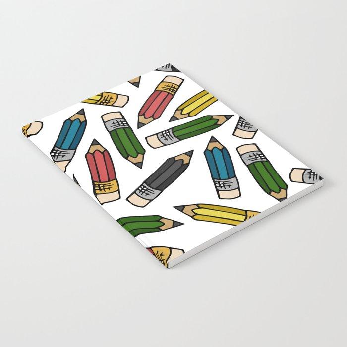 Pencils Notebook