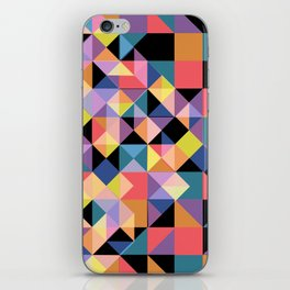 Pixels iPhone Skin