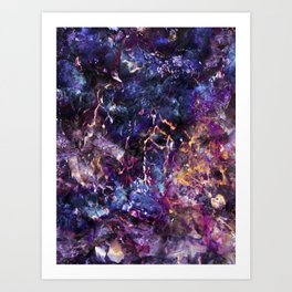 Dream Baby Dream Art Print