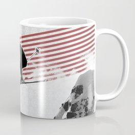 Fly by Snow Coffee Mug