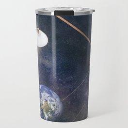 Earth hour Travel Mug