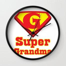 Great Grandma Funny - Grandma Gifts Wall Clock