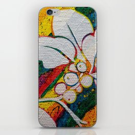 Leaves on the World Tree: Chewa Mkusu iPhone Skin