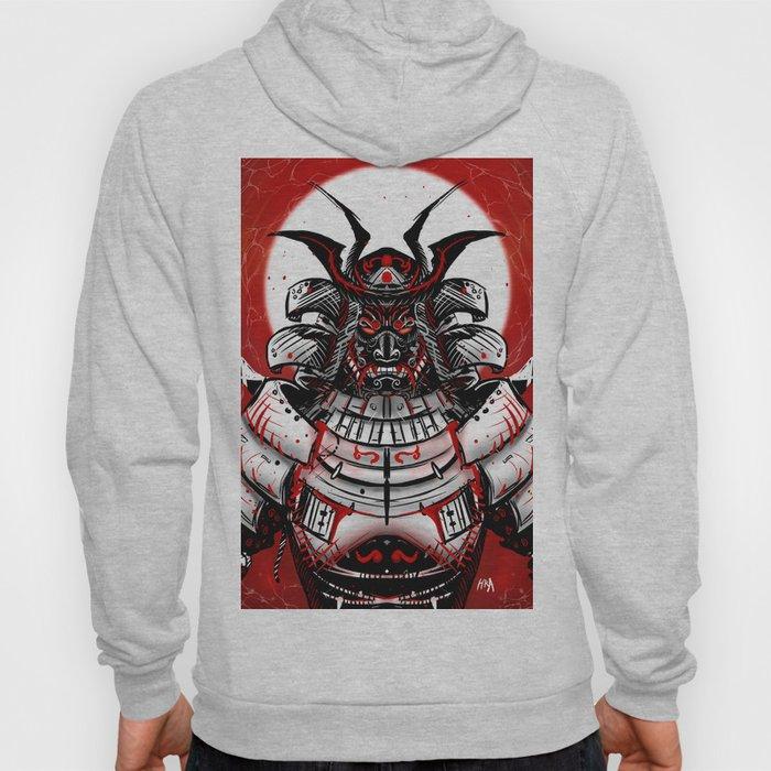 Samurai Artwork Hoody