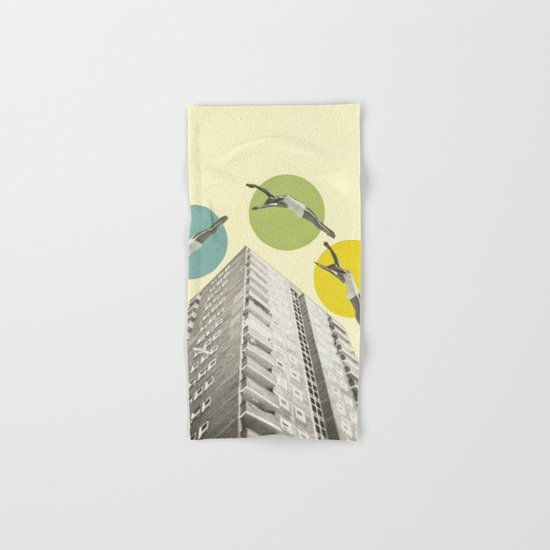 High Flyers Hand & Bath Towel
