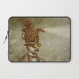The Projectionist Laptop Sleeve