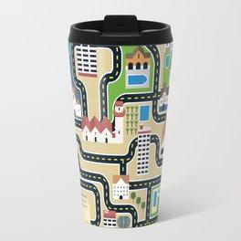 Central Algarve Travel Mug