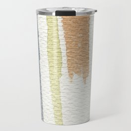 tri-color Travel Mug