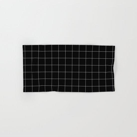 Black Grid /// pencilmeinstationery.com by pencilmein