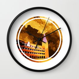 Pedagogical College of Da Lat Vietnamese National Architecture Relic Wall Clock