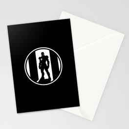 Golden Avenger Stationery Cards