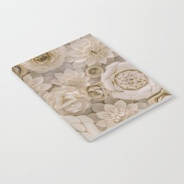 Paper Bouquet Notebook