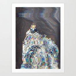 Galvanize Art Print