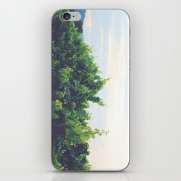 Dusty Vineyard iPhone Skin