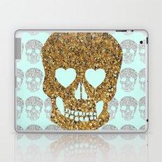 skulls & heartz;; Laptop & iPad Skin